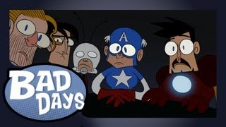 The Avengers - Bad Days - Episode 12