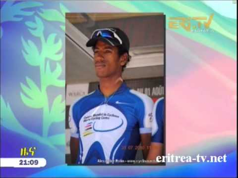 Eritrea Cycling Team travel for African Championship to Egypt - Sharm al Sheikh