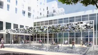 Apsys Group Metz Mall digital creations at MUSE