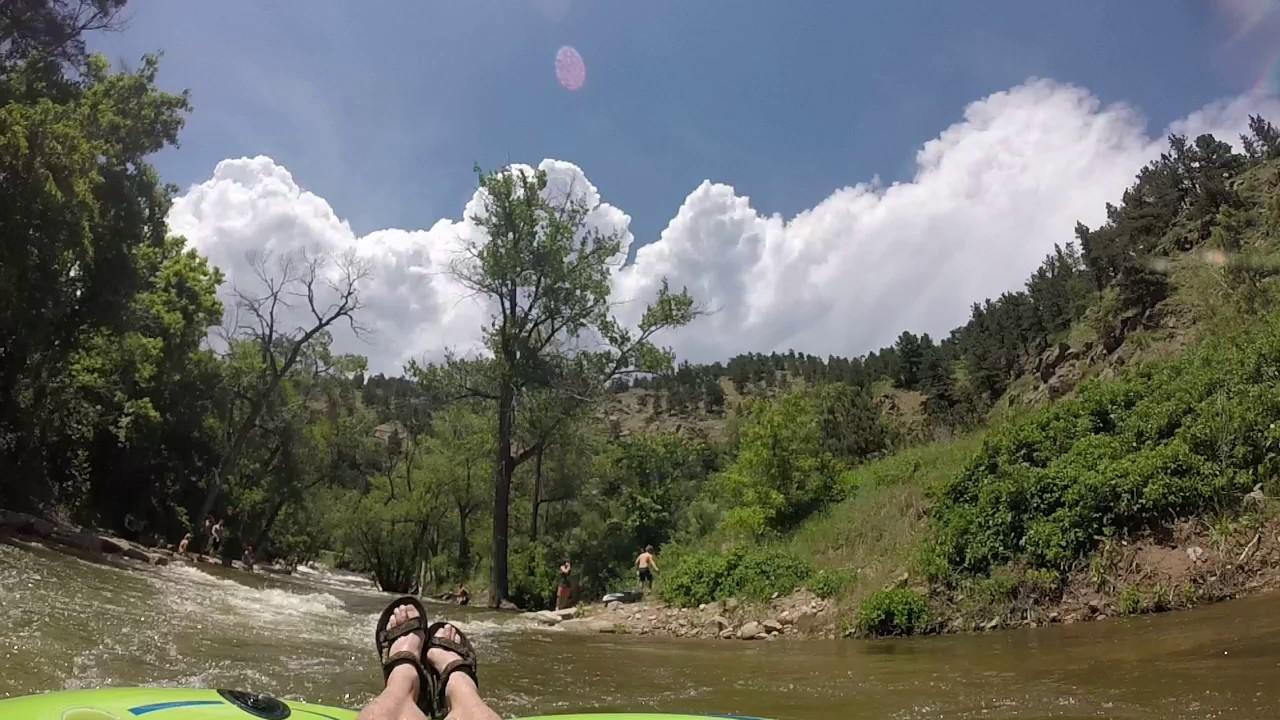 Extreme Tubing Boulder Creek 2016