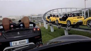 Fiorano GT Challenge (HD POV) - Ferrari World Abu Dhabi