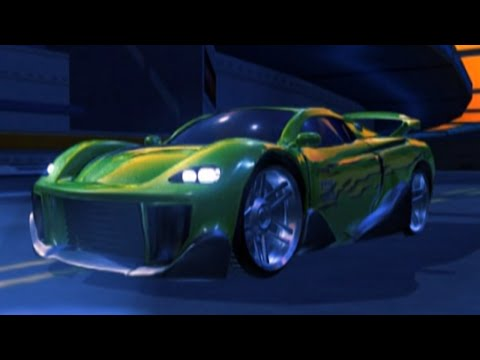 First 30 Minutes: Hot Wheels Velocity X [PS2/GC/PC]