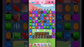 How to play Candy crush saga level 1689