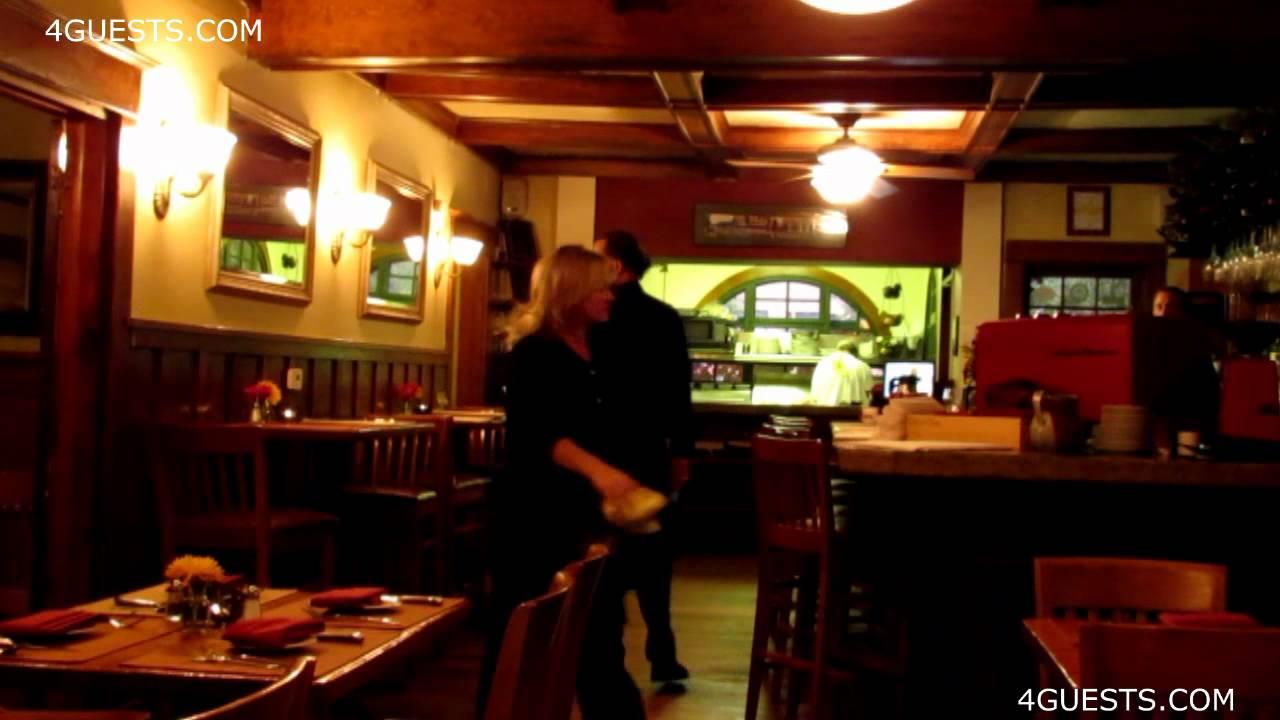 Josephines modern american bistro restaurant youtube for American bistro cuisine