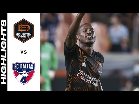 Houston Dallas Goals And Highlights