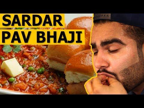 World Famous Pav Bhaji in India | Must Have | Mumbai's Best Pav Bhaji | Sardar Pav Bhaji