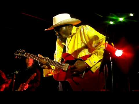 "Eddy ""The Chief"" Clearwater & The Juke Joints #4"