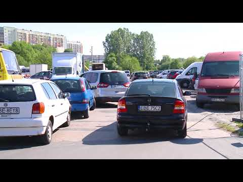 TKB - Utrudnienia w parkowaniu - 14.05.2018