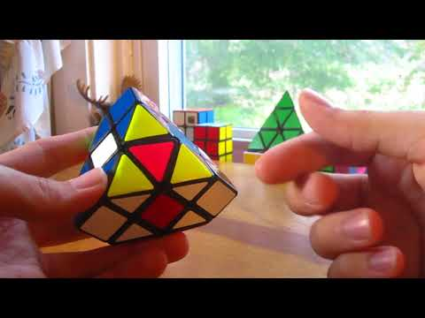 Super Cool Truncated Cube Pattern!