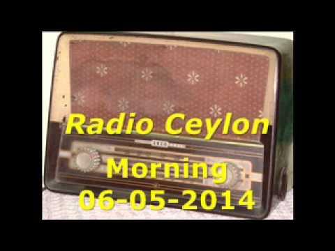 Radio Ceylon 06-05-2014~Tuesday Morning~02 Purani Filmon Ka Sangeet
