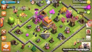 Fail de la semana/Clash of clans #1