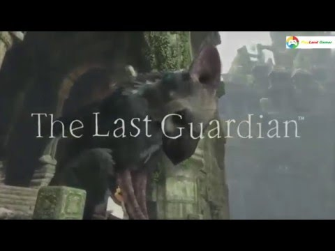 THE LAST GUARDIAN - GAMEPLAY / PREVIEW! (Trailer da E3 )