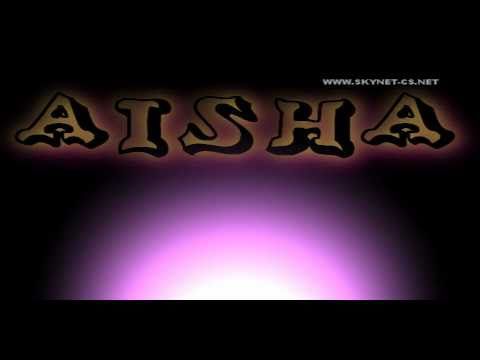 Africando - Aisha #VisualMusicAnimation