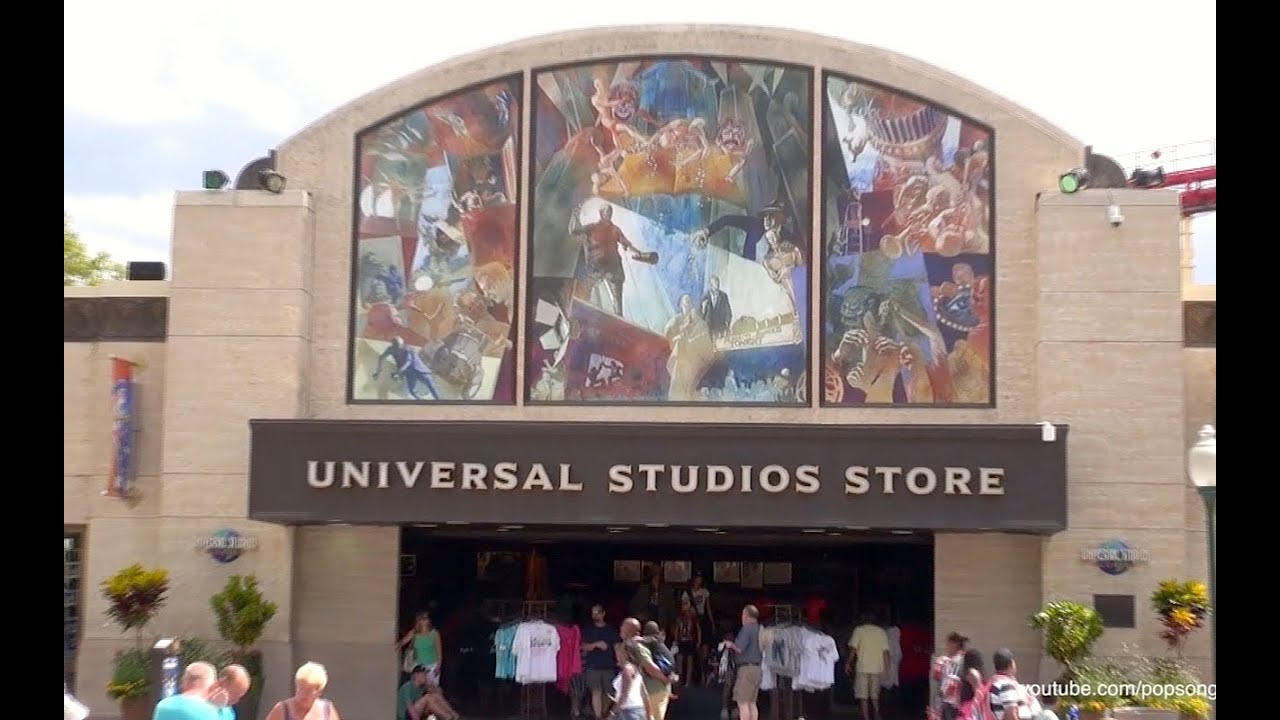 Coupons for universal studios store