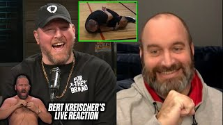 Tom Segura Tells Pat McAfee About His Horrendous Injury