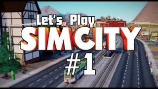 lets play simcity 5 01 unsere erste stadt deutschhd gameplay