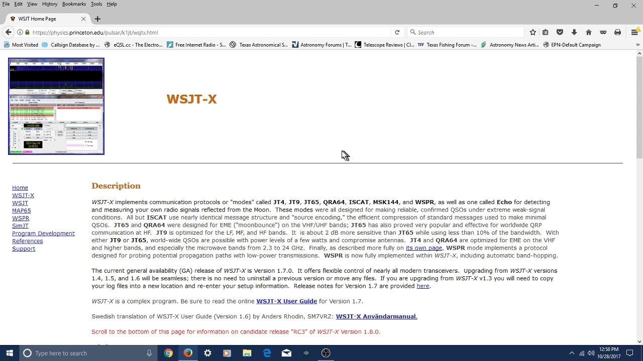 Free amateur web