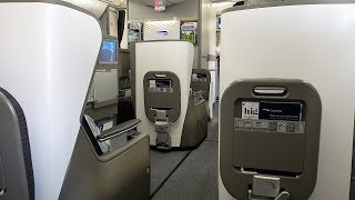 British Airways 787 Business Class.  Is it any better?