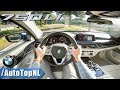 2019 BMW 7 Series 750Li 4.4 V8 BiTurbo M SPORT EXHAUST - POV Test Drive by AutoTopNL