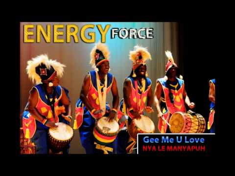Energy Force - U Gee Me Love