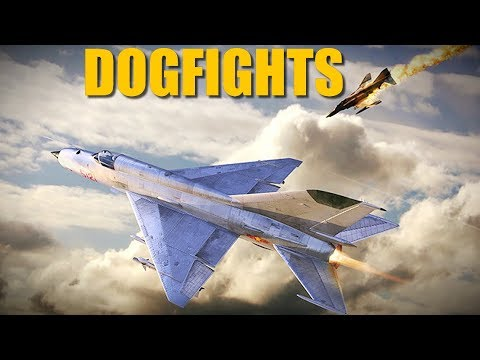6 vs 6 PvP | Light Jets, All Weapons | SWEET Dogfights | DCS