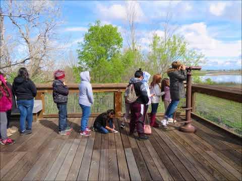 Nature Bowl Field Trip to Sacramento National Wildlife Refuge