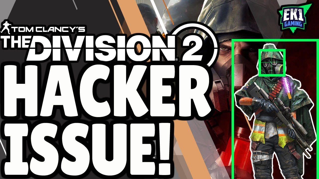 THE DIVISION 2 - HACKER ISSUE thumbnail