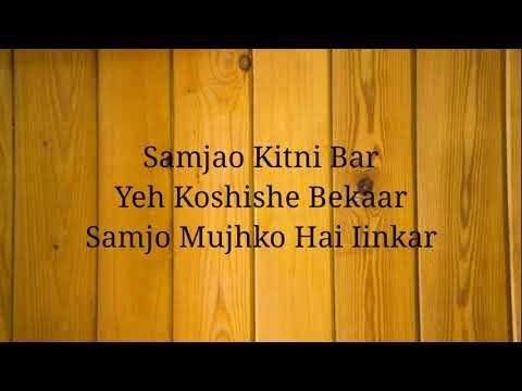 Lirik Lagu Kuch To Bata | Phir Bhi Dil Hai Hindustani (2002) | Abhijeet & Alka Yagnik