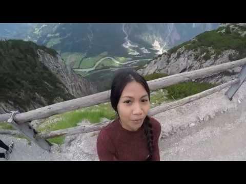 Austria & Hungary 2016 (Part 1, Salzburg & Zell Am See)