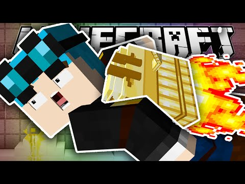 Minecraft | MINECRAFT JETPACK JOYRIDE!!