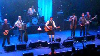 the pogues thousands are sailing live march 15 2011 nyc