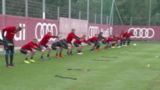 FCI.TV: Die Schanzer vor dem Köln-Spiel