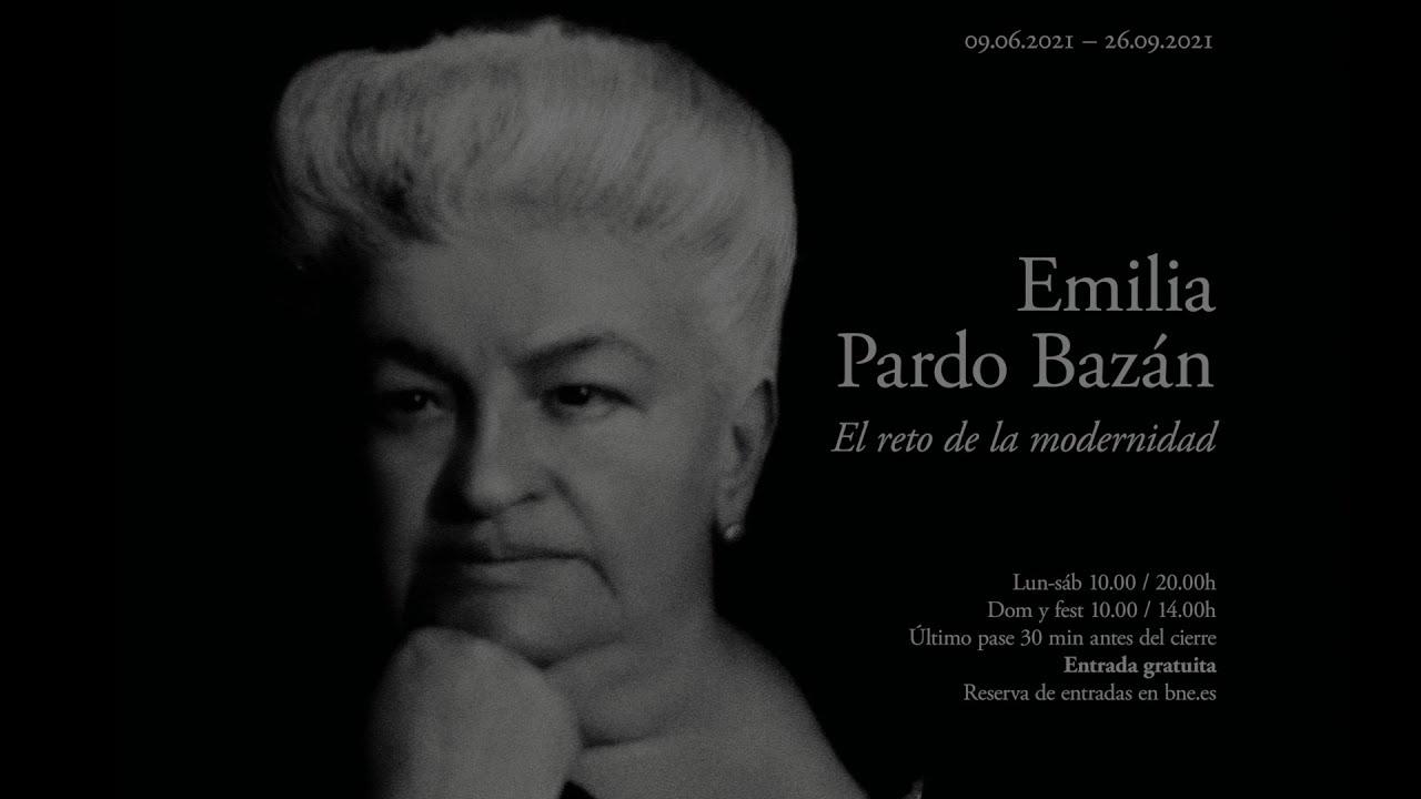 Exposición Emilia Pardo Bazán. El reto de la modernidad