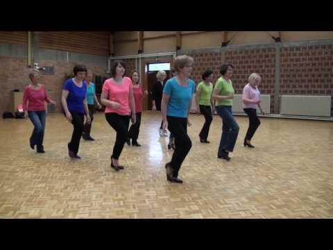 BOOGIE WOOGIE BUGLE BOY - Line Dance