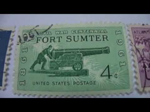 Remember These 4 Cent Postal Stamps
