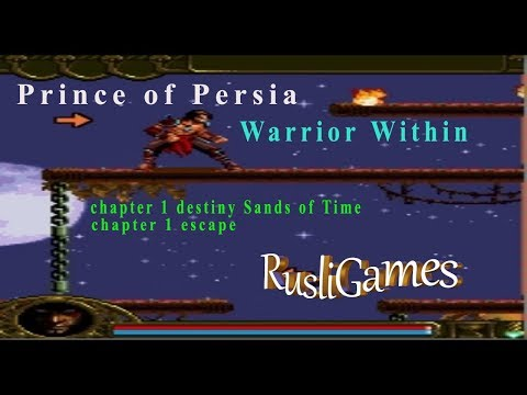 Prince Of Persia Warrior Within Destiny Sands Of Time Youtube