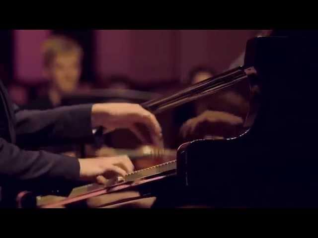 Javier Rameix plays Rachmaninov Piano Concerto 2 - 3rd mov