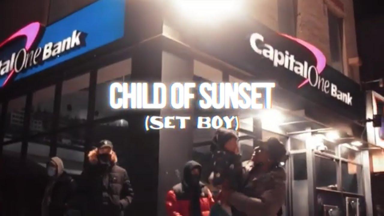 Julian Anthony (JayRole) - Child Of Sunset (Set Boy) (Official Music Video)