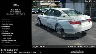 Used 2013 Honda Accord Sdn | Rite Cars, Inc, Lindenhurst, NY