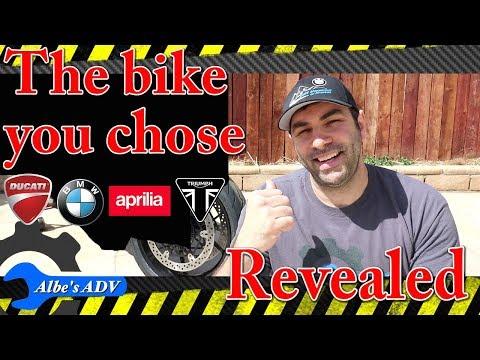 Albe's ADV New bike unveiled