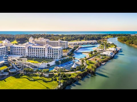 Titanic Deluxe Golf Belek Hotel Video Youtube