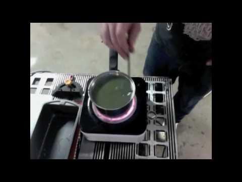 Machining Wax