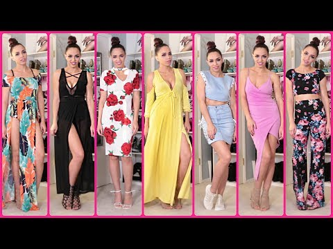 2017 Fashion Trends - 15 Summer Fashion Style Tips & Trends, Dresses, Shoes, Fashion Trends 2017