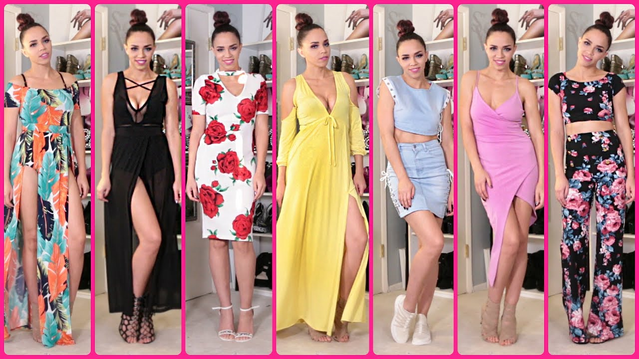 2017 Fashion Trends 15 Summer Fashion Style Tips