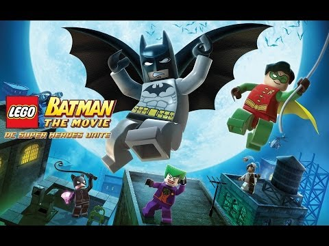 LEGO Batman Pelicula Completa En Español Latino - Full Movie - 1080p - Game Movie fragman