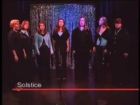 Solstice sings Ufros Aleinu