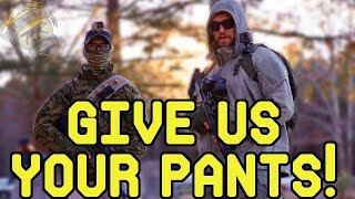 Revelations 7 | Give Us Your Pants! (Open World Airsoft Game)