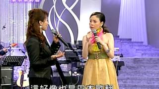 【樂來樂動聽】李翊君- 黑玫瑰(+江淑娜), 恨世生 (昨夜夢醒時)
