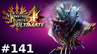 Monster Hunter 4 Ultimate Multiplayer -- Part 141: Apex Zinogre - Severe Storms