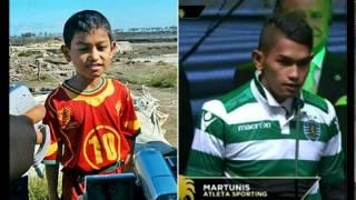 Download Video Kisah Martunis Anak Angkat Cristian Ronaldo dari Aceh Indonesia MP3 3GP MP4